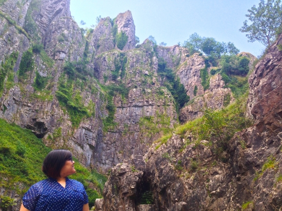 No photo could ever do this gorge any justice. (iPhone 5)