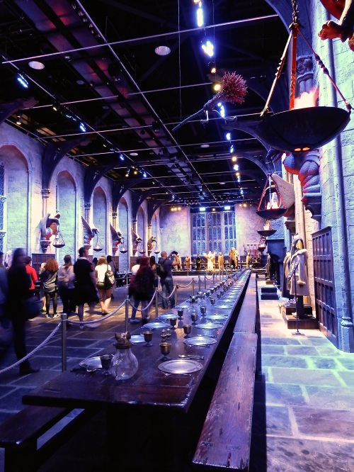 Welcome to The Great Hall.