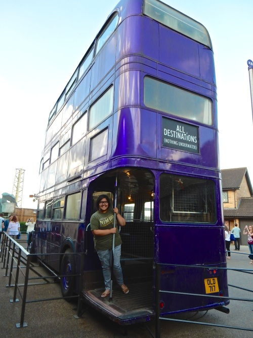 The Knight Bus!