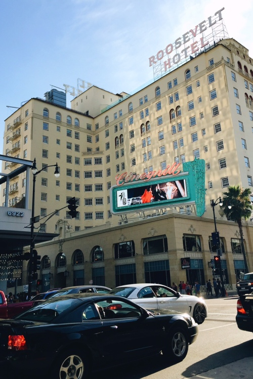 Named after Teddy the US President, this 12-storey building was built in 1927 and is now a landmark and historical icon in Hollywood.